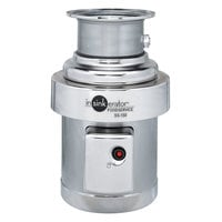 Insinkerator SS-150-39 Short Body Commercial Garbage Disposer - 1 1/2 HP, 3 Phase