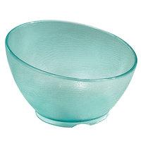 GET HI-2037-JA Cache 11.5 oz. Jade Polycarbonate Cascading Bowl - 24/Case