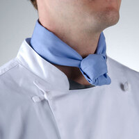 37 inch x 14 inch Light Blue Neckerchief / Bandana