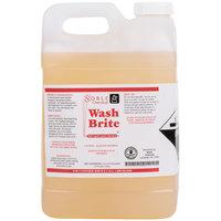 Noble Chemical 2.5 Gallon Wash Brite Laundry Detergent - 2 / Case