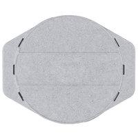 Cambro 1210PW191 Granite Gray Half-Size Camwarmer Heat Retentive Pellet