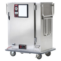 Metro MBQ-144 Insulated Heated Banquet Cabinet One Door Holds up to 144 Plates 120V