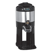 Bunn 42700.0000 TF 1 Gallon Stainless Steel Digital ThermoFresh Coffee Server with Attached Base