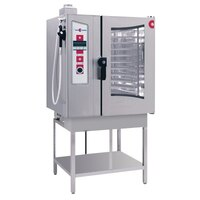 Cleveland CST-10-OB Equipment Stand with Open Base and Adjustable Legs for Convotherm 6.10 and 10.10 Series Combi Ovens