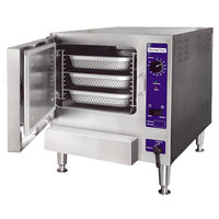 Cleveland 22CET3.1 SteamChef 3 Pan Electric Countertop Steamer - 240V, 3 Phase,12 kW