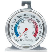 Taylor 3506 TruTemp 2 1/2 inch Dial Oven Thermometer