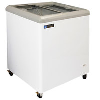 Master-Bilt Coldin-3 MSF-31A Flat Lid Display Freezer - 6 cu. ft.