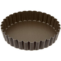 5 1/2 inch Non-Stick Tart / Quiche Pan with Removable Bottom