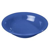 Ocean Blue Carlisle 4303214 Durus 16 oz. Melamine Rimmed Bowl 24/Case