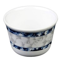 Blue Dragon 5 oz. Melamine Tea Cup - 12/Case
