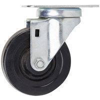 Avantco 17819301 4 inch Swivel Plate Caster