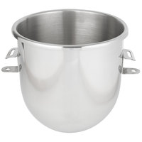 Hobart BOWL-SST080 Classic 80 Qt. Stainless Steel Mixing Bowl