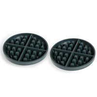 Nemco 77277-S 7 inch Iron Grid Set for 7020-1S Series Waffle Makers