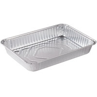 Durable Packaging 4700-35 13 inch x 9 inch Foil Cake Pan - 25 / Pack
