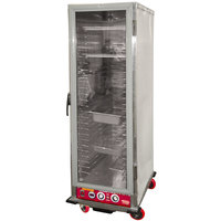 Win-Holt NHPL-1825-UN Non-Insulated Holding / Proofing Cabinet with Removable Universal Pan Slides - 120V