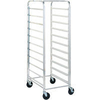 Metro RT115N 11 Pan End Load Bun / Sheet Pan Rack - Unassembled
