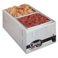 APW Wyott W-3Vi 12 inch x 20 inch Countertop Food Warmer - 120V, 1200W