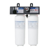Bunn EQHP-Twin Replacement Filter Head (Bunn 39000.0105) for EQHP-TWIN70L Easy Clear Water Quality System