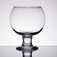 Libbey 3408 Super Stems 51 oz. Super Globe Fish Bowl Glass