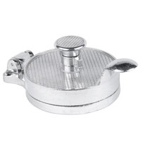 American Metalcraft AHM485 Cast Aluminum Hamburger Press - 4 1/2 inch Diameter