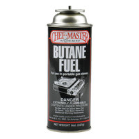 Butane Fuel 8 oz. Can 12/Case