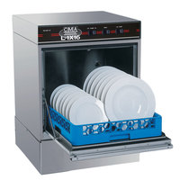 CMA L-1X16 Undercounter Dishwasher Low Temperature 30 Racks / Hour