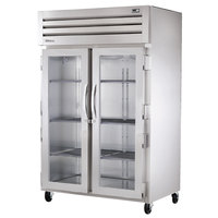 True STA2R-2G Specification Series 52 inch Two Glass Door Reach In Refrigerator - 56 Cu. Ft.