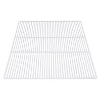 True 909412 White Coated Wire Shelf - 25 inch x 27 3/4 inch