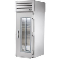 True STA1RRI-1G Specification Series Roll In Refrigerator with Glass Door - 37 Cu. Ft.