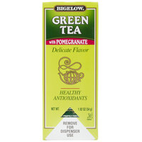 Bigelow Green Tea with Pomegranate - 28 / Box