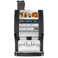 Grindmaster 66102 Kobalto 1/3 Super Automatic Espresso Machine with One Bean Hopper and Three Soluble Hoppers