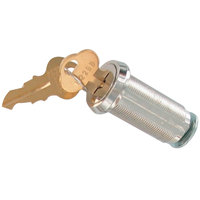 Beverage Air 61C11S043A Door Lock for LV, MMR, MT, and CT96 Series