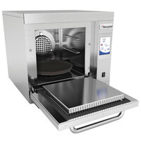 Merrychef eikon e3-1330 High-Speed / Accelerated Cooking Countertop Oven - 1.2 Cu. Ft.