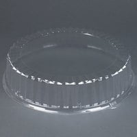 18 inch Clear Dome Catering / Deli Tray Lid - 25/Case