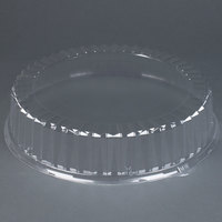 18 inch Clear Dome Catering / Deli Tray Lid 25/Case