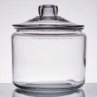 Anchor Hocking 69832T 3 Qt. Glass Jar with Lid