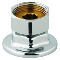 T&S 00BB 3/4 inch NPT Female Eccentric Coupling Inlet