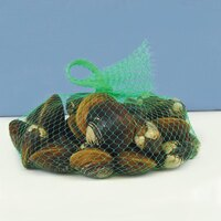 Royal Paper RMB1000C 24 inch Green Plastic Mesh Seafood Bag - 1000/Case