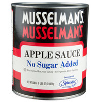 Musselman's Apple Sauce No Sugar Added #10 Can