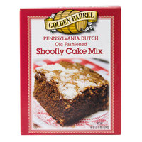 Golden Barrel Shoofly Cake Mix with Syrup 12 / Case