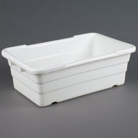 Win-Holt WHPL-8WH 25 inch x 16 inch x 8 inch White Lug