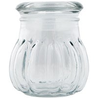 Anchor Hocking 95942 4.5 oz. Melon Spice Jar with Lid - 6 / Case