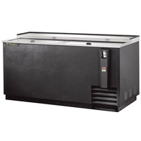 True TD-65-24 Horizontal 65 inch Bottle Cooler