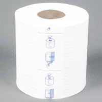 Merfin 725 2-Ply Center Pull Paper Towel 600' Roll - 6/Case