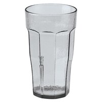 Cambro LT14152 Clear Laguna Customizable Plastic Tumbler 14 oz. - 36/Case