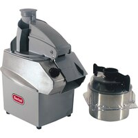 Berkel CC34/2 3.2 Qt. Combination Continuous Feed / Batch Bowl Food Processor with Shredder / Slicing Plates