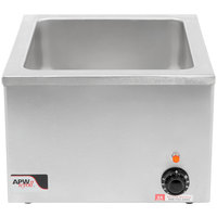 APW Wyott W-9 14 inch x 8 inch Countertop Food Warmer - 120V, 400W