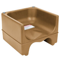 Cambro 200BC Dual Seat Booster Chair - Beige
