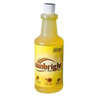 Noble Chemical Sunbright 32 oz. Pot and Pan Dishwashing Liquid - 12 / Case