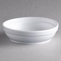 Dart Solo 5B20 5 oz. Insulated White Foam Bowl - 50/Pack